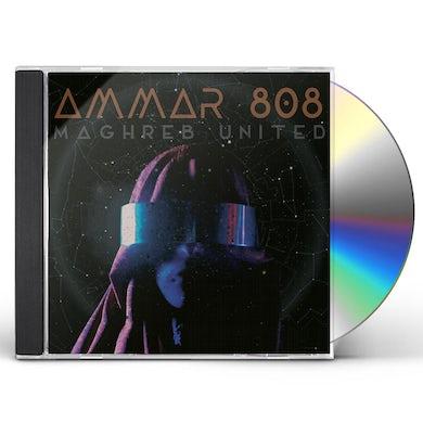 Ammar 808 MAGHREB UNITED CD