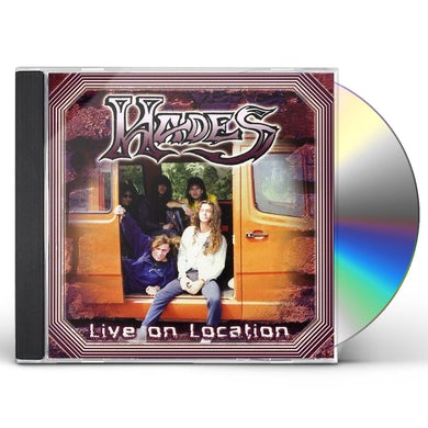 Hades LIVE ON LOCATION CD
