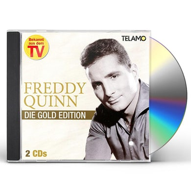 Freddy Quinn GOLD EDITION CD