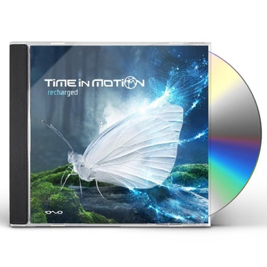 Time in Motion RECHARGED CD