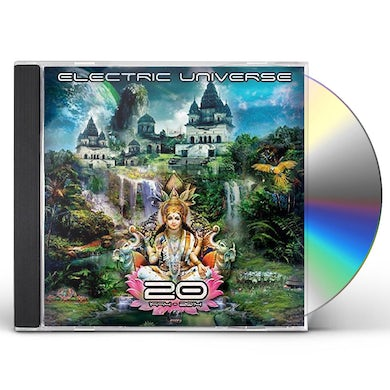 Electric Universe 20 CD