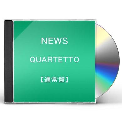 NEWS QUARTETTO CD