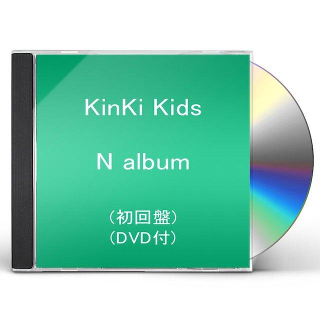 KinKi Kids N ALBUM: LIMITED CD