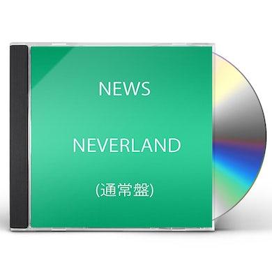NEWS NEVERLAND CD