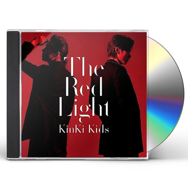 KinKi Kids RED LIGHT CD