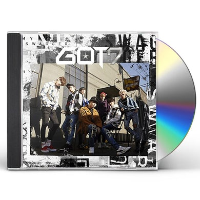 GOT7 MY SWAGGER: LIMITED CD