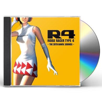 Game Music R4 (THE 20TH ANNIV SOUNDS) / Original Soundtrack CD