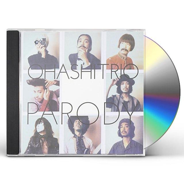 Ohashi Trio PARODY CD