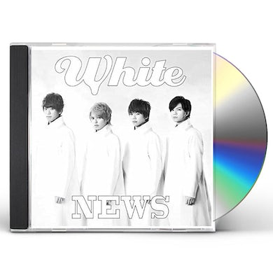 NEWS WHITE: DELUXE EDITION CD
