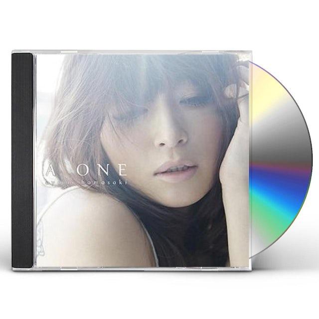 Ayumi Hamasaki ONE CD