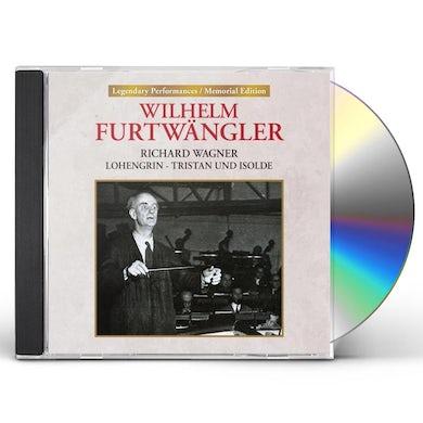 Wilhelm Furtwangler LOHENGRIN: FURTWANGLER / WAGNER DOCUMENT CD