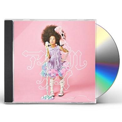 Janet Kay IDOL KAY CD