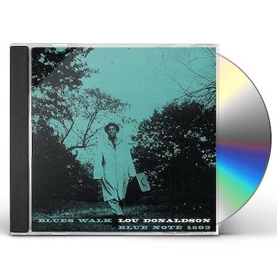 Lou Donaldson BLUES WALK CD