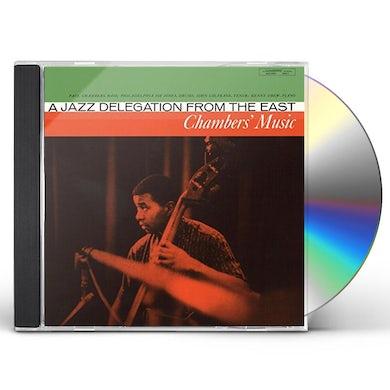 Paul Chambers CHAMBERS MUSIC CD