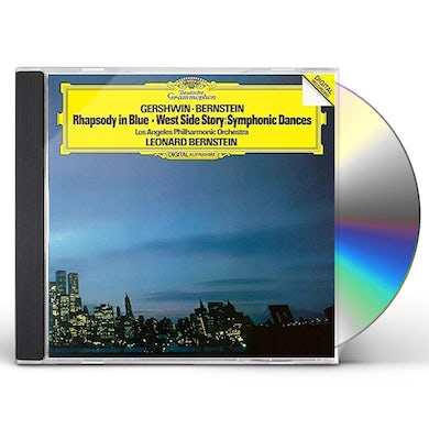 Leonard Bernstein GERSHWIN: RHAPSODY IN BLUE CD