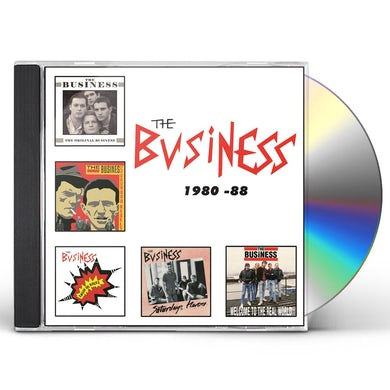 The Business 1980-1988 CD