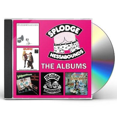 Splodgenessabounds ALBUMS CD