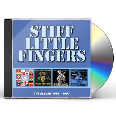 Stiff Little Fingers ALBUMS 1991-1997 CD