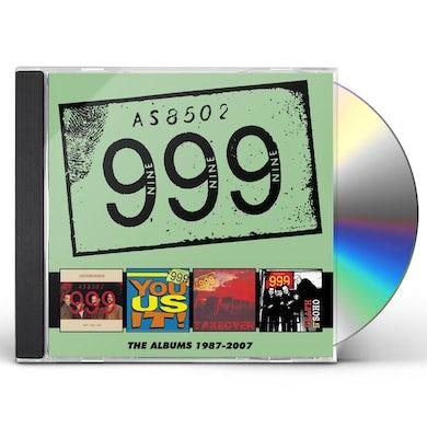 999 ALBUMS 1987-2007 CD
