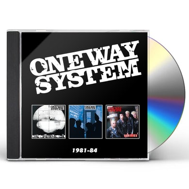 One Way System 1981-1984 CD