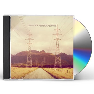 The Future Sound Of London ENVIRONMENT FIVE CD