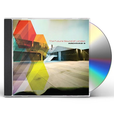The Future Sound Of London ARCHIVED 8 CD