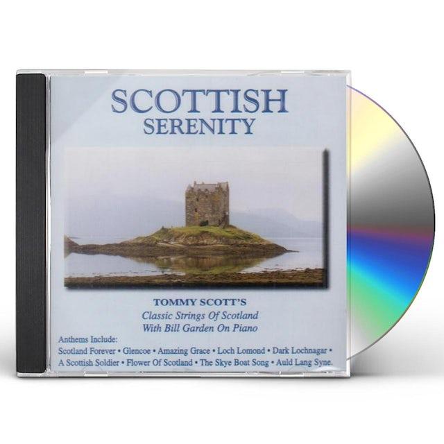 Tommy Scott SCOTTISH SERENITY CD