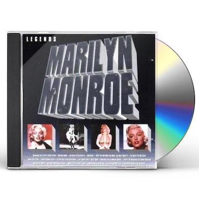 Marilyn Monroe LEGENDS CD
