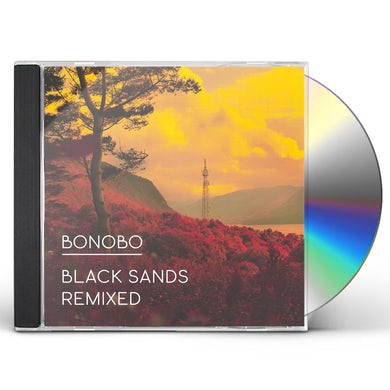 Bonobo BLACK SANDS REMIXED CD