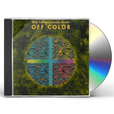 Billy Cobham NORDIC-OFF COLOUR CD