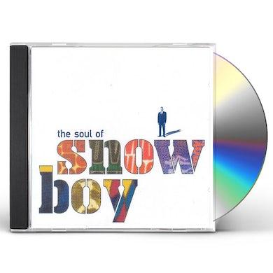 SOUL OF SNOWBOY CD
