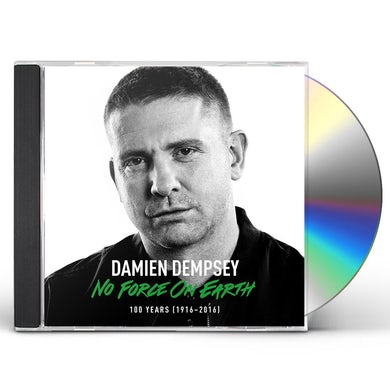 Damien Dempsey NO FORCE ON EARTH CD