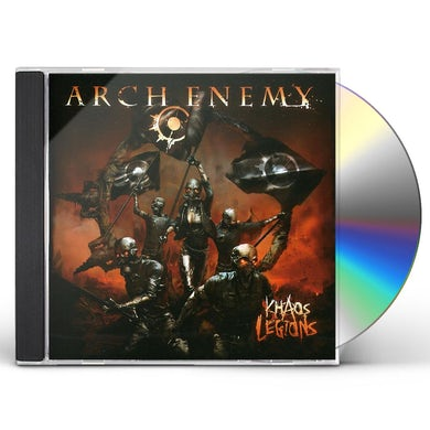 Arch Enemy KHAOS LEGIONS CD