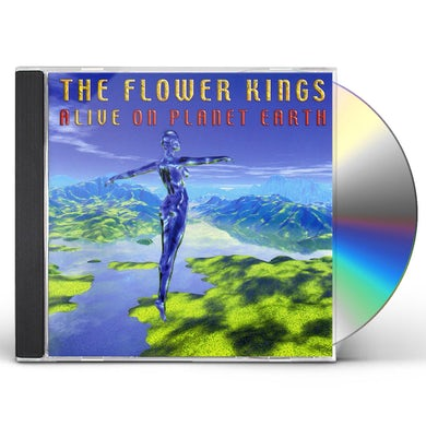 The Flower Kings ALIVE ON PLANET CD
