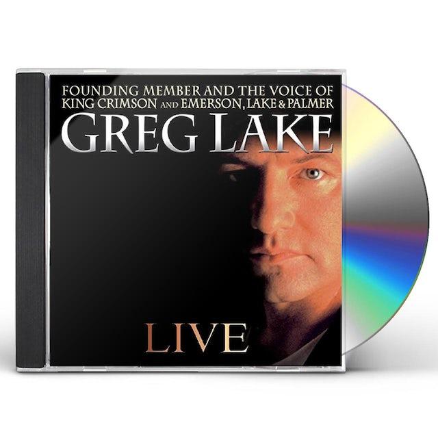 Greg Lake LIVE CD
