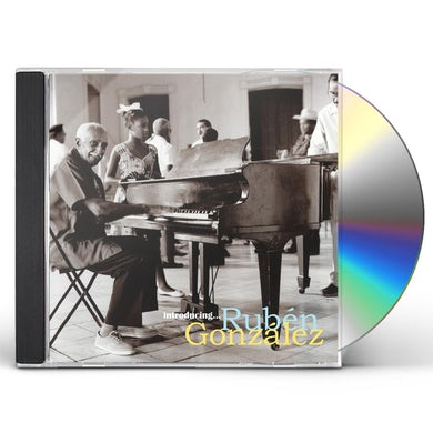 Ruben Gonzalez INTRODUCING CD