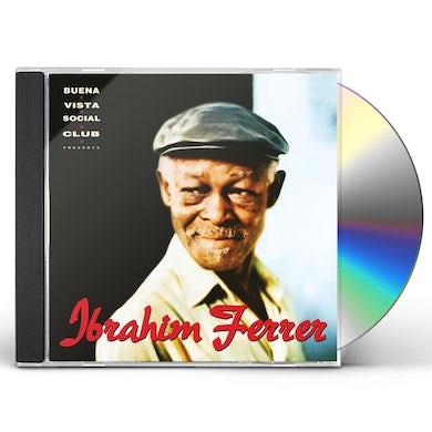 IBRAHIM FERRER BUENA VISTA SOCIAL CLUB PRESENTS CD