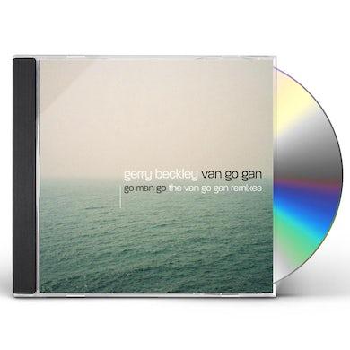 Gerry Beckley VAN GO GAN/GO MAN GO (DELUXE 2 DISC EDITION) CD