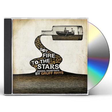 Gruff Rhys SET FIRE TO THE STARS - Original Soundtrack CD