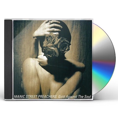 Manic Street Preachers GOLD AGAINST THE SOUL - ENGLAND CD