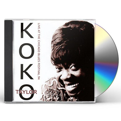 Koko Taylor LIVE AT THE CHICAGO BLUES FESTIVAL 94 CD
