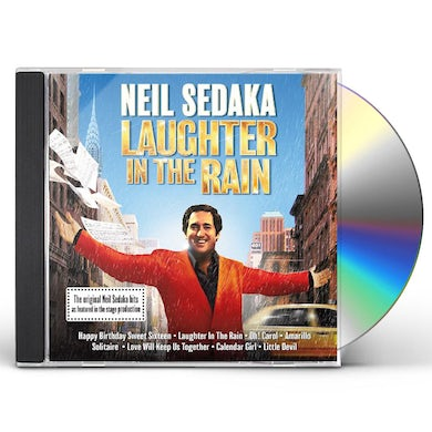 Neil Sedaka LAUGHTER IN THE RAIN CD