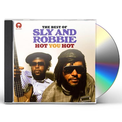 HOT YOU HOT: BEST OF SLY & ROBBIE CD