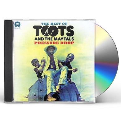 PRESSURE DROP: BEST OF Toots & Maytals CD