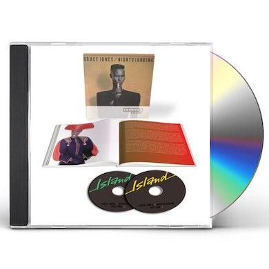 Grace Jones NIGHTCLUBBING: DELUXE EDITION CD