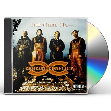 Crucial Conflict FINAL TIC CD