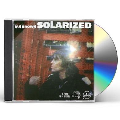 Ian Brown SOLARIZED CD