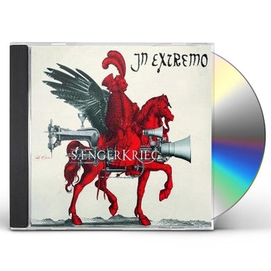 In Extremo SAENGERKRIEG CD