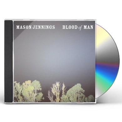 Mason Jennings BLOOD OF MAN CD