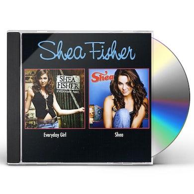 Shea Fisher SHEA/EVERYDAY GIRL CD